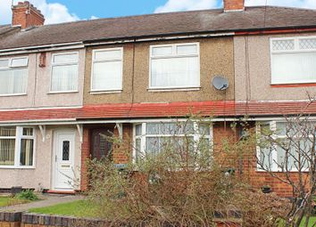 Thumbnail 3 bed terraced house for sale in Meadow Road, Holbrooks, Coventry