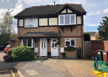 Thumbnail 2 bed end terrace house to rent in Forge Way, Paddock Wood, Tonbridge