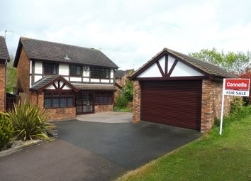 Thumbnail 4 bed detached house for sale in Kirkstone Way, Brierley Hill