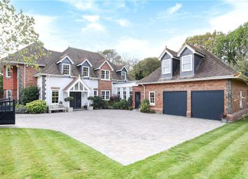 Thumbnail 5 bedroom detached house for sale in Gorse Lane, Chobham, Woking, Surrey