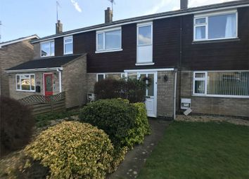 Thumbnail 3 bed terraced house to rent in Parkfield Road, Ryhall, Stamford, Lincolnshire
