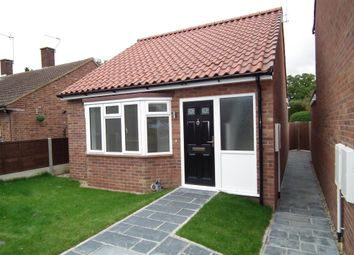 Thumbnail 2 bed bungalow to rent in Somers Square, Welham Green