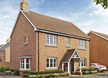 Thumbnail 4 bed detached house for sale in The Hilltown, The Orchard, Welford Road, Long Marston, Warwickshire