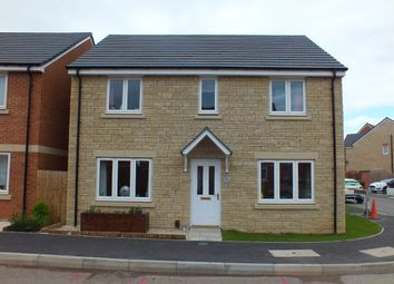 Thumbnail 4 bed detached house for sale in Mascroft Road, Paxcroft Mead, Trowbridge