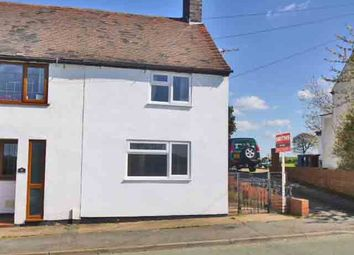 Thumbnail 2 bed cottage to rent in Main Road, Wigginton, Tamworth, Staffordshire