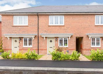 Thumbnail 2 bed terraced house for sale in Todd Row, Hartford, Northwich, Cheshire