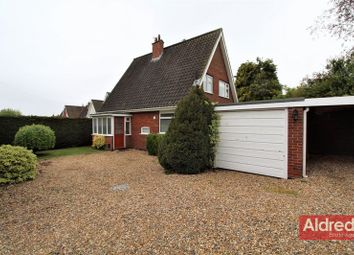 Thumbnail 3 bed detached house for sale in Brundall Road, Blofield, Norwich