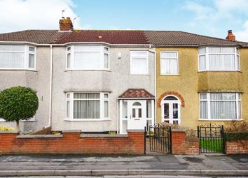 Thumbnail 3 bed terraced house for sale in Elm Road, Kingswood, Bristol, .