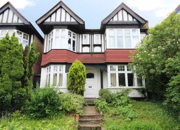 Thumbnail 2 bed flat to rent in Wimborne Gardens, London