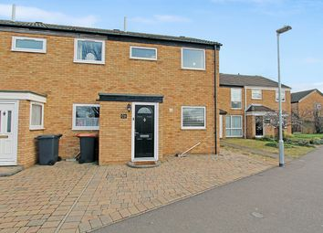 Thumbnail 2 bed end terrace house for sale in Hillgrounds Road, Kempston, Bedford