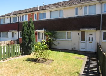Thumbnail 2 bed terraced house for sale in Catherine Close, Bulwell, Nottingham