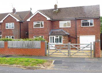 Thumbnail 4 bed detached house for sale in Belle Vue Road, Old Basing, Basingstoke
