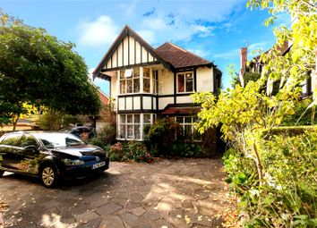 Thumbnail 4 bed detached house for sale in Woodland Drive, Hove, East Sussex