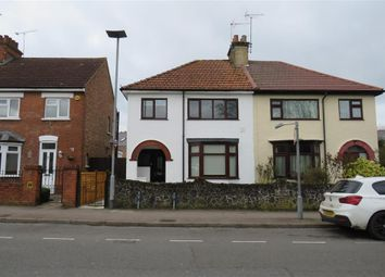 Thumbnail 3 bedroom semi-detached house to rent in The Cloisters, Priory Road, Dunstable