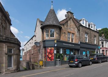 Thumbnail 1 bed flat for sale in High Street, Dunblane, Scotland