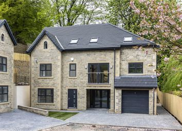 Thumbnail 5 bed detached house for sale in Manor Drive, Utley, West Yorkshire