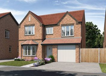 """Thumbnail 4 bed detached house for sale in """"The Kulham"""" at Brunswick Road, Deepcut, Camberley"""