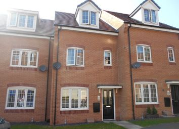Thumbnail 3 bed town house to rent in Priory Chase, Pontefract