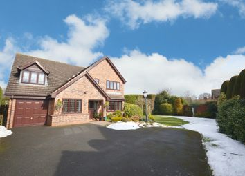 Thumbnail 4 bed detached house for sale in Hawthorn Drive, Hollywood, Birmingham
