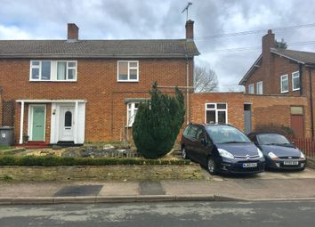 Thumbnail 3 bed semi-detached house for sale in Thatchers End, Hitchin