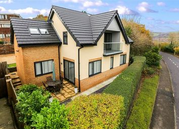 Thumbnail 4 bedroom detached house for sale in Main Road, Tonteg, Pontypridd