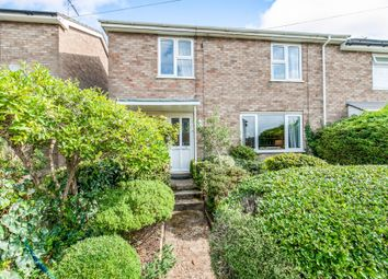 Thumbnail 3 bed end terrace house for sale in Summers Road, Bury St. Edmunds