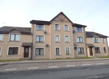 Thumbnail 2 bedroom flat to rent in 10 Mcpherson House, Mortimers Lane, Inverurie