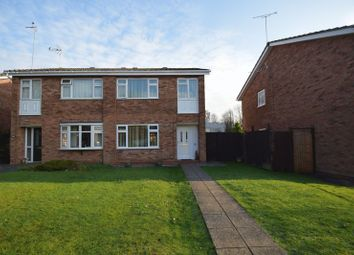 Thumbnail 3 bedroom semi-detached house to rent in Middleton Close, Redditch