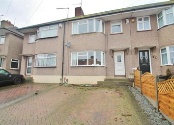 Thumbnail 3 bed terraced house for sale in Denton Court Road, Gravesend