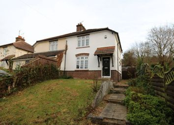 Thumbnail 2 bed semi-detached house for sale in Micklefield Road, High Wycombe