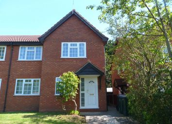 Thumbnail 2 bed flat to rent in Ridge Court, Allesley Green, Coventry