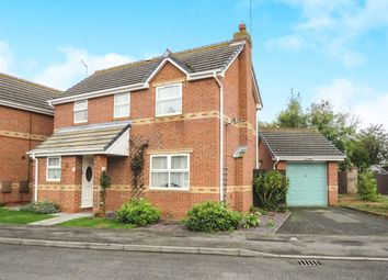 Thumbnail 3 bedroom detached house for sale in Marritt Close, Chatteris