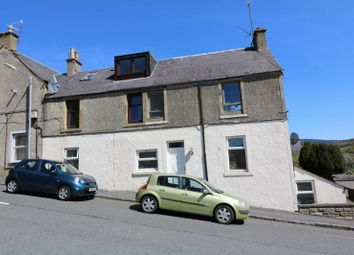 Thumbnail 2 bed flat for sale in Hall Street, Walkerburn