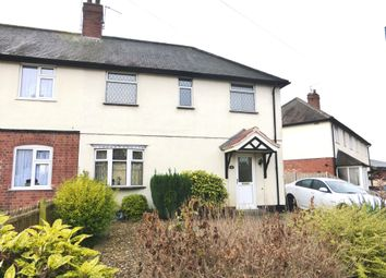 Thumbnail 3 bedroom semi-detached house for sale in Moat Street, Wigston, Leiceser