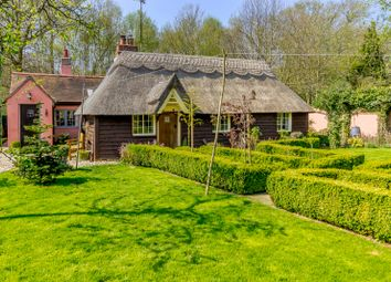 Thumbnail 2 bed cottage for sale in Chapel Lane Ivy Cottage, Colchester