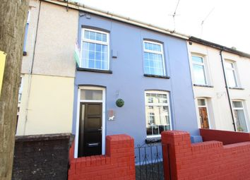 Thumbnail 3 bed terraced house for sale in Vale View, Penygraig -, Tonypandy