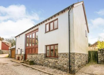 Thumbnail 3 bed detached house for sale in Crockernwell, Exeter