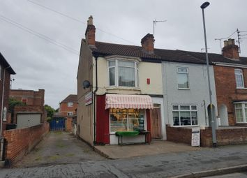 Thumbnail End terrace house for sale in Oxley's Butchers, 58 Melrose Road, Gainsborough, Lincolnshire