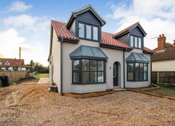 Thumbnail 5 bed detached house for sale in Norwich Road, New Costessey, Norwich