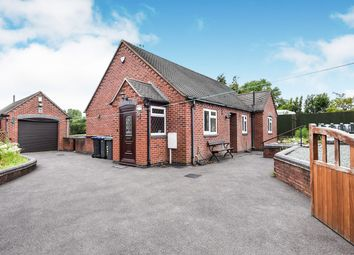 Thumbnail 2 bedroom detached bungalow for sale in Orchard Lane, Wyaston, Ashbourne