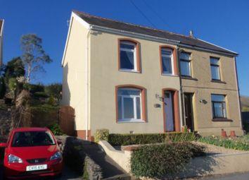 Thumbnail 3 bed semi-detached house for sale in Capel Seion Road, Drefach, Llanelli, Carmarthenshire.