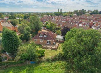 Thumbnail 5 bed detached house for sale in Home Farm, Bletchley Road, Newton Longville, Milton Keynes