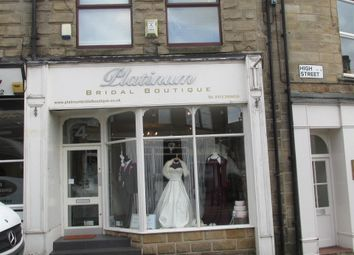 Thumbnail Retail premises for sale in High Street, Yeadon