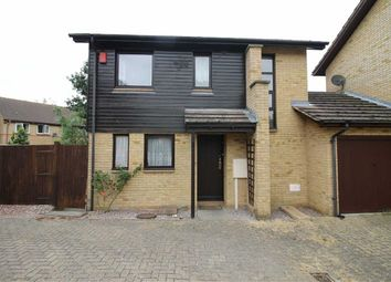 Thumbnail 3 bedroom link-detached house to rent in Hambleton Grove, Emerson Valley, Milton Keynes