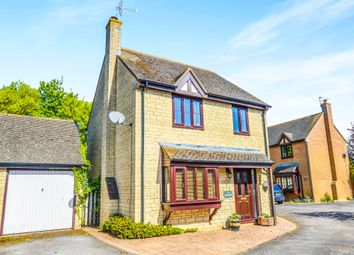 Thumbnail 3 bed detached house for sale in Bury Mead, Stanton Harcourt, Witney