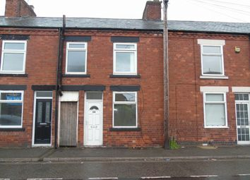 Thumbnail 3 bed terraced house to rent in Priestsic Road, Sutton-In-Ashfield