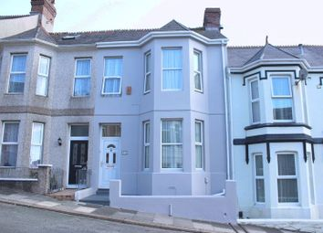 Thumbnail 3 bed terraced house for sale in Durham Avenue, St Judes, Plymouth