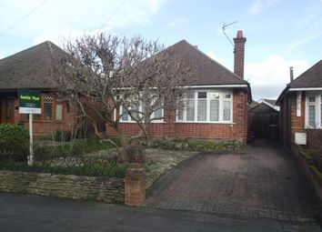 Thumbnail 2 bed bungalow for sale in Taunton Drive, Southampton