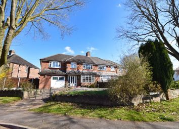4 bed semi-detached house for sale in Audley Place, The Westlands, Newcastle Under Lyme ST5