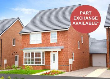 "Thumbnail 4 bedroom detached house for sale in ""Chesham"" at Acacia Way, Edwalton, Nottingham"